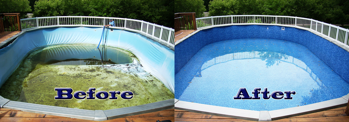 Jacksonville FL Above Ground Pool Liners