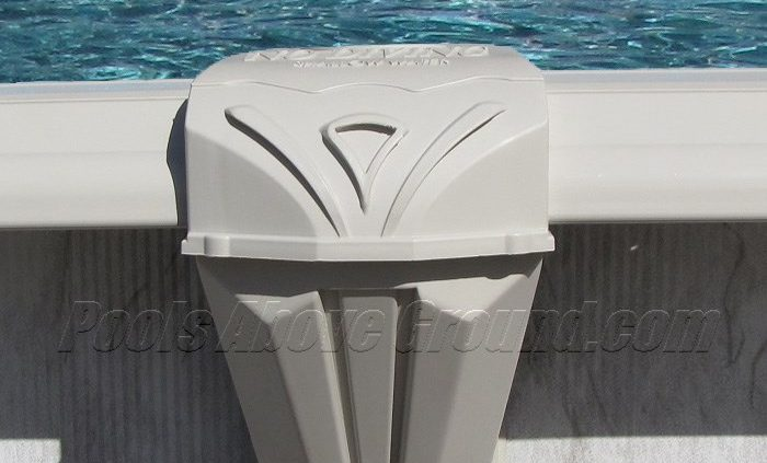 Jax FL Best Above Ground Pools | Southern Sea Top Cap