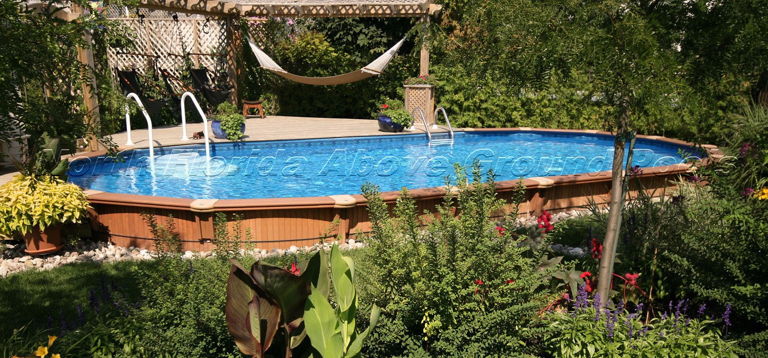 Above Ground Swimming Pools Seven Hills Round Designs