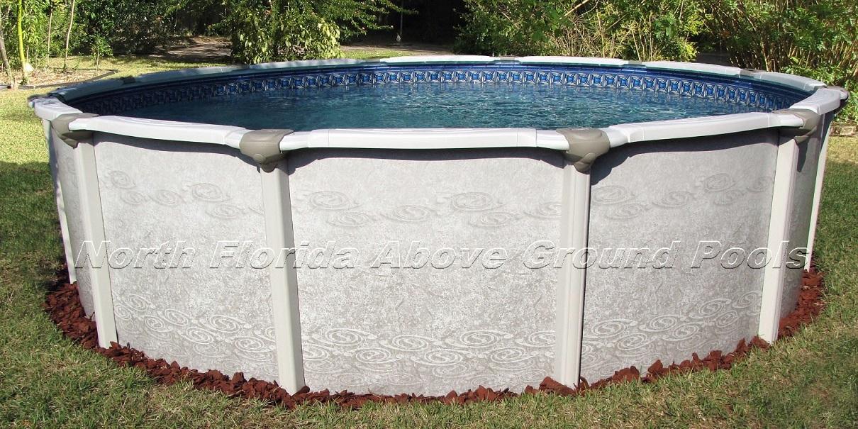Jacksonville fl best above ground pools for Above ground pool decks jacksonville fl
